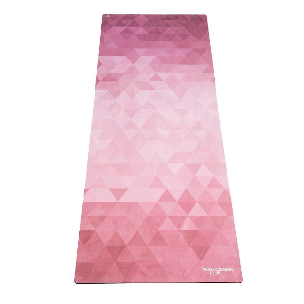 Коврик для йоги YogaDesignLab Travel Mat Tribeca Ruby 178*61*0,1 см