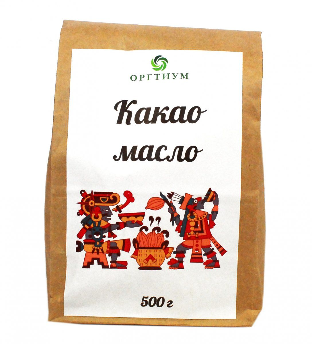 Какао масло, 500 г