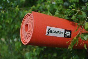 коврик для йоги из каучука