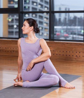 мягкая, приятная и удобная одежда для йоги