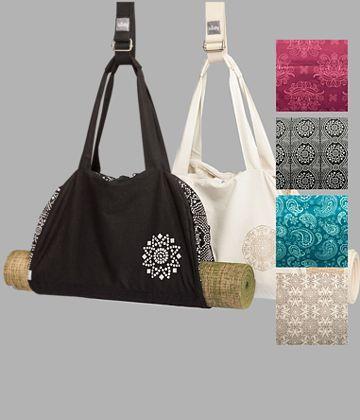 Сумки для йога-ковриков Namaste