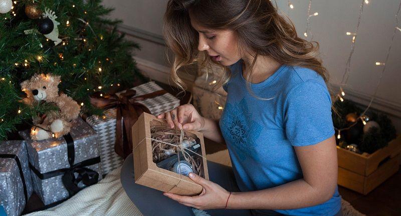 Подарочная коробка Йогин