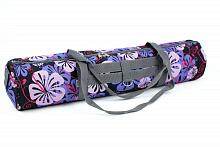 Яркая сумка для коврика для йоги